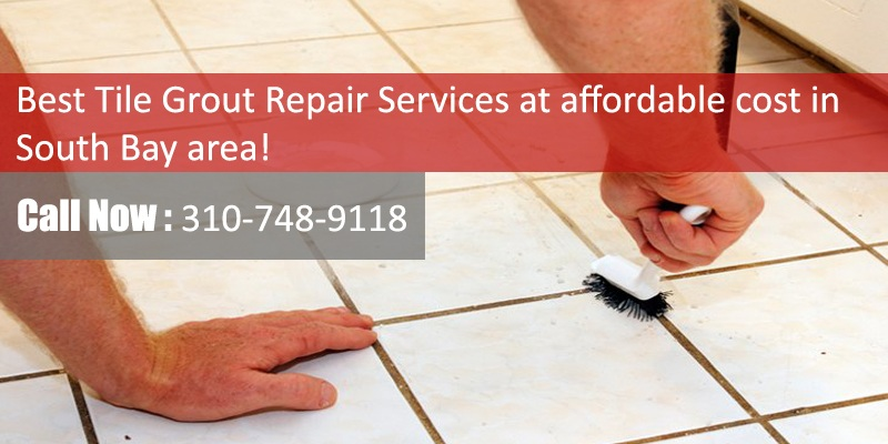 Tile Grout Repair In Southbay Los Angeles All Kind Of Grout - Bathroom tile grout cracking